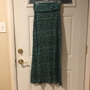B Jewel maxi skirt